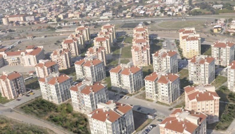 Manisa Demirci Toki Evleri'nde 105 Konut Satışta