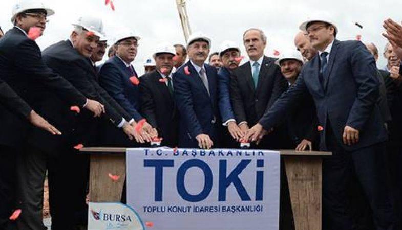 TOKİ Bursa'ya Büyük Sanayi Sitesi İnşa Ediyor!