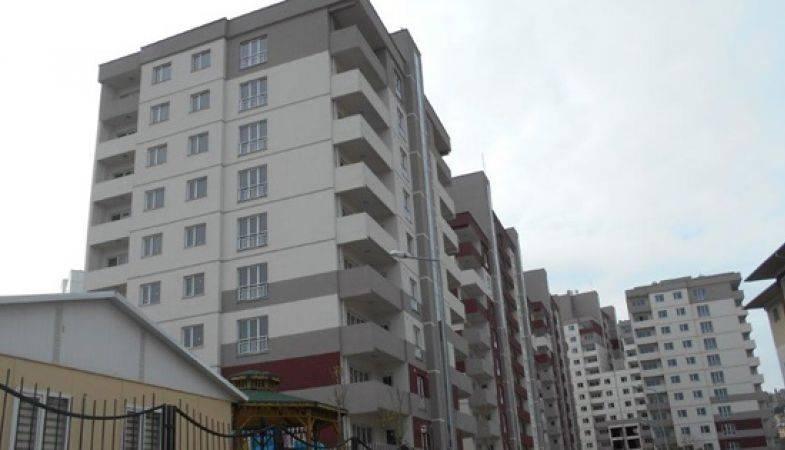Trabzon Tabakhane Toki Evleri'nde Kuralar Çekildi