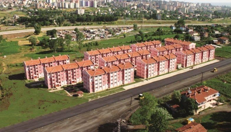 TOKİ'den Samsun Tekkeköy'e 276 Konutluk Proje