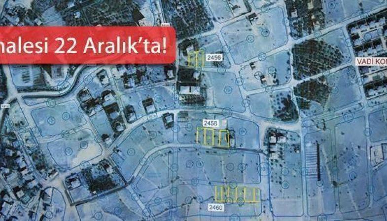 Malatya Büyükşehir Belediyesi'nden Satılık 12 Arsa
