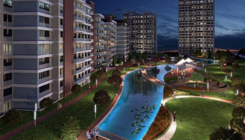 Bulvar İstanbul'da Fiyatlar 338 Bin TL'den Başlıyor
