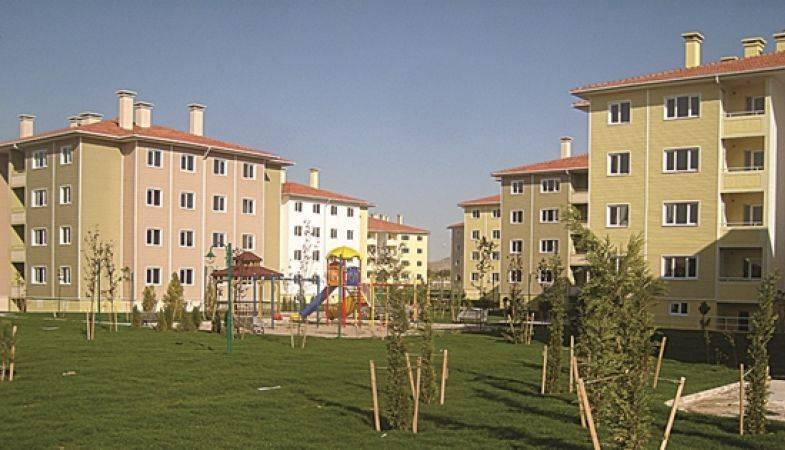 TOKİ'den Afyon Bayat'a 94 Konutluk Yeni Proje