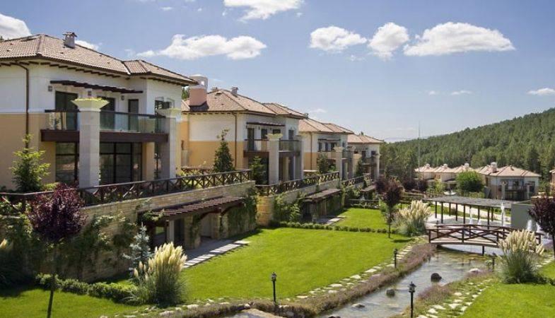 My Roseville Projesinde 27 Özel Villa Yer Alıyor