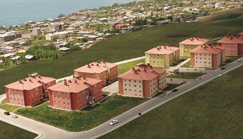 Toki Bitlis Kentsel Dönüşüm Projesi Sözleşmeleri Başladı
