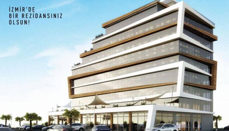 Amass İzmir Residence Ve Office İzmir'de Hayat Buluyor