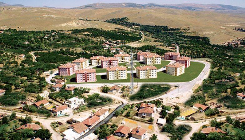 Malatya İnönü Üniversitesi Toki Evleri 2. Etap Geliyor