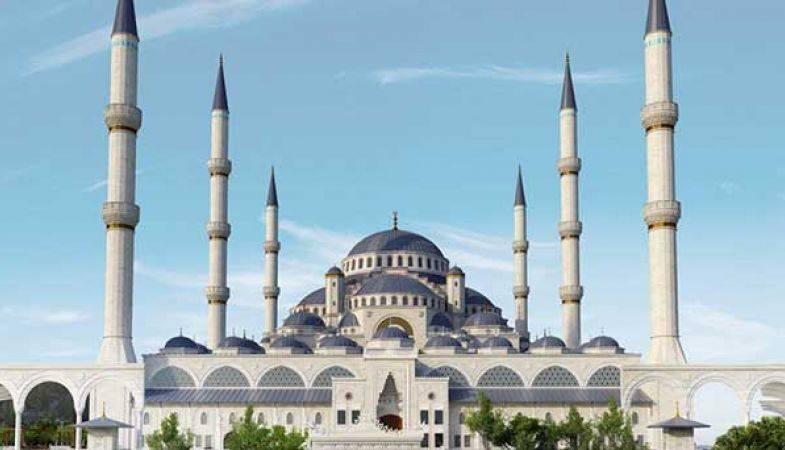 Çamlıca Camii Açılışı Ne Zaman ?