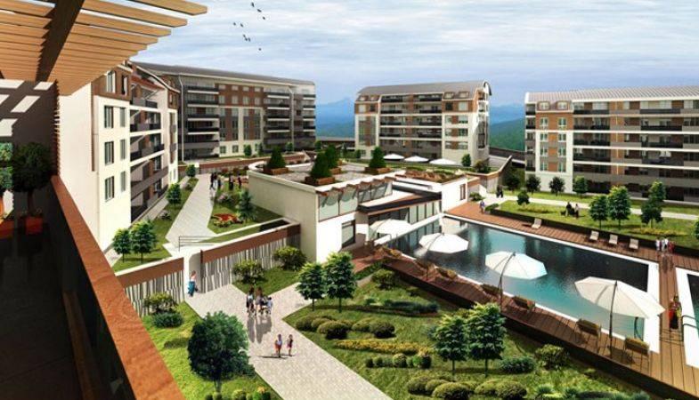 Terrace Park Eskişehir'de 50 Farklı Konut Tipi Mevcut