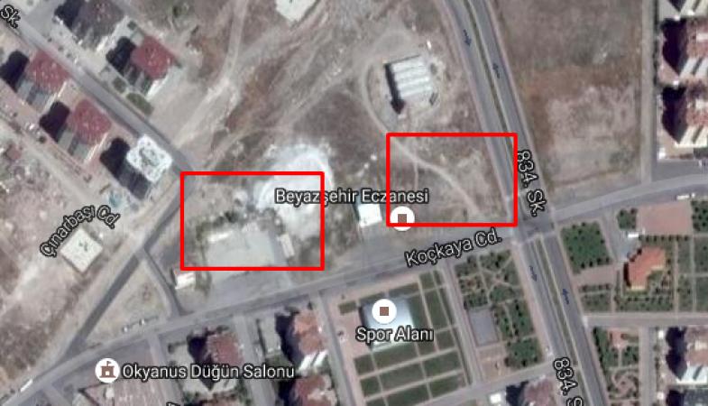 Kayseri Büyükşehir Belediyesi'nden 4.4 Milyon TL'ye Satılık Arsa