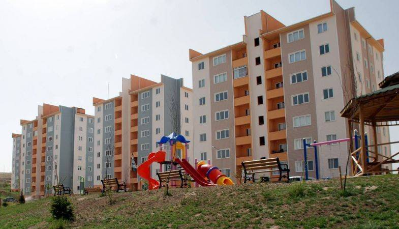TOKİ'den Konya Ereğli'ye 368 Konutluk Yeni Proje