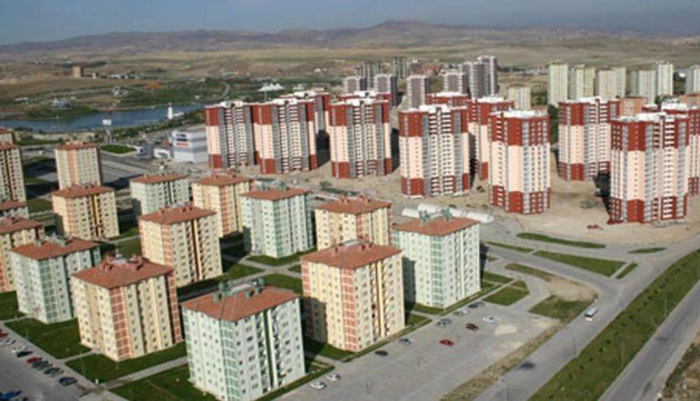 Toki'den Diyarbakır Kayapınar'a 546 Konutluk Yeni Proje