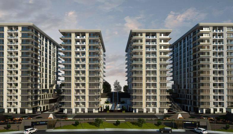 New City 2 Projesinde 450 Bin TL'den