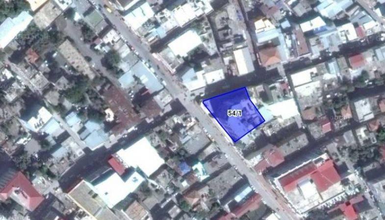 Osmaniye Belediyesi'nden Satılık Arsa