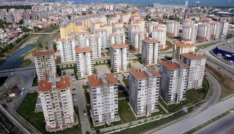 Toki'den Samsun Canik'te Yeni Proje
