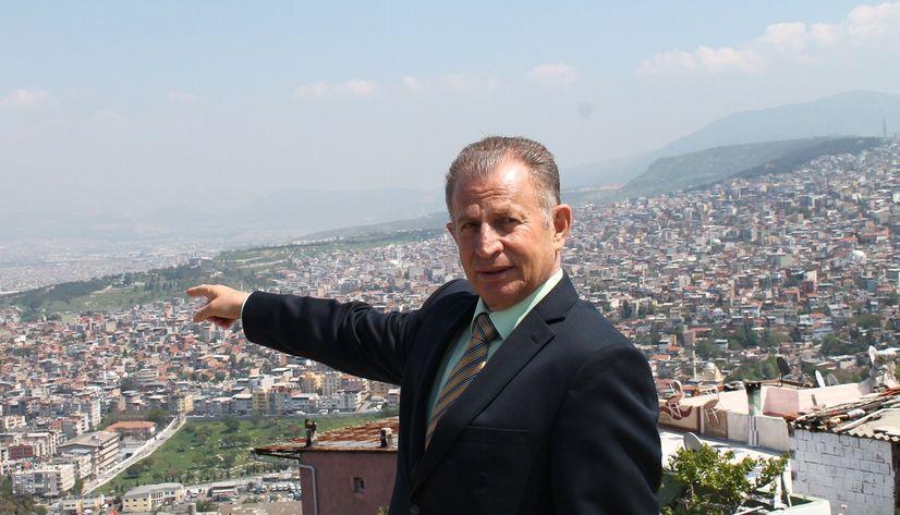 Hüseyin Aslan: Kirada oturan İzmirliler için çözüm 'Uydu Kent'