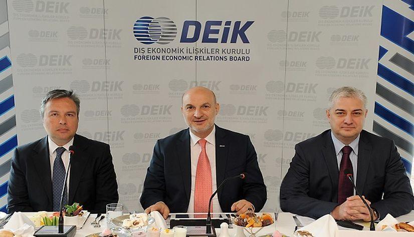Türk müteahhitlerin yeni rotası Ürdün mü?