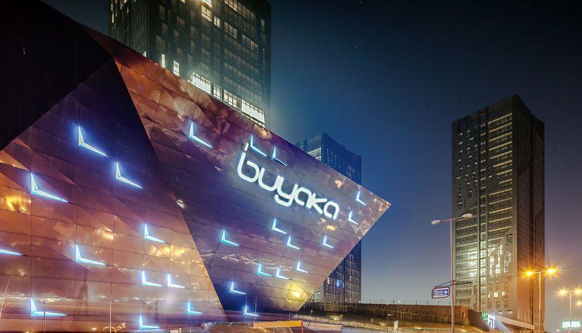 Ak Portföy GYF'nin yeni yatırımı Buyaka Ofis Kuleleri oldu