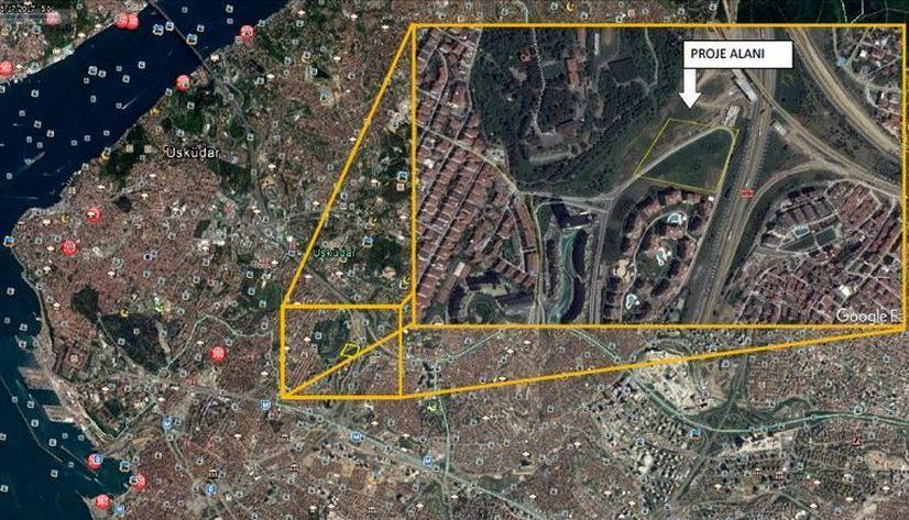 ESTA ve A Yapı, Üsküdar'da 897 konut inşa edecek