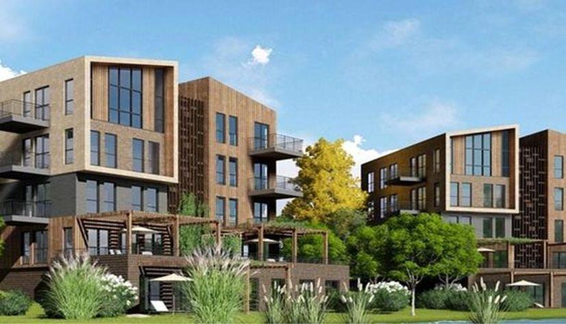 Nef Çekmeköy projesi mimari tasarımıyla göz kamaştırıyor