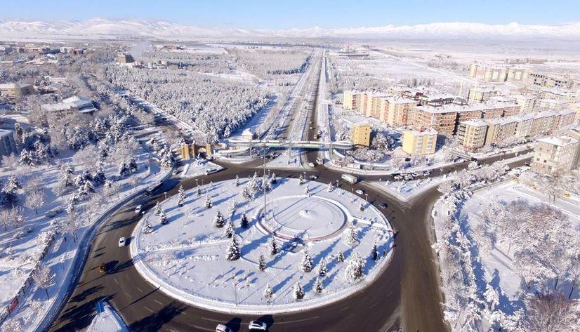 Erzurum'da 2 milyon 691 bin TL'lik arsa satışa çıkıyor
