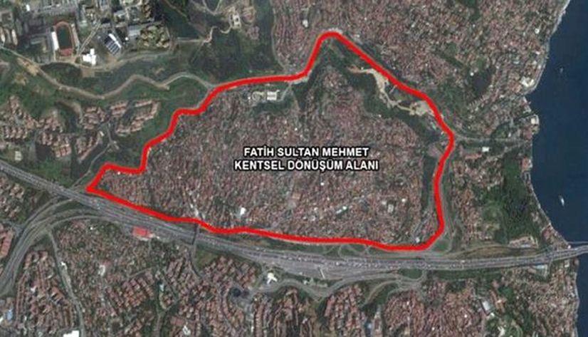 Sarıyer Fatih Sultan Mehmet Mahallesi kentsel dönüşüm planı bugün askıya çıktı