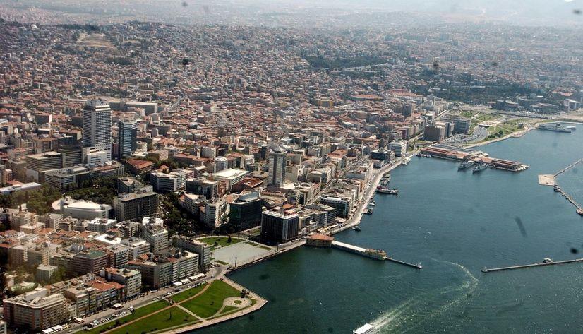 İzmir Büyükşehir'den Örnekköy'de inşaat projesi ihalesi