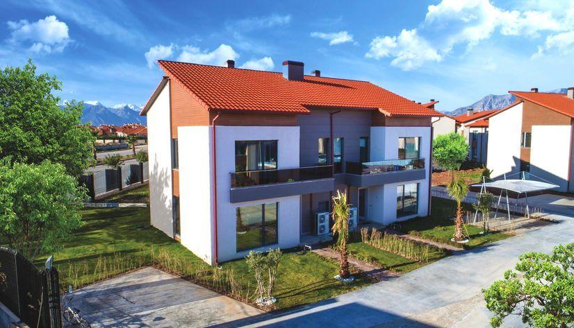 Palm City Modern projesi uygun fiyatlarla villa sahibi yapıyor