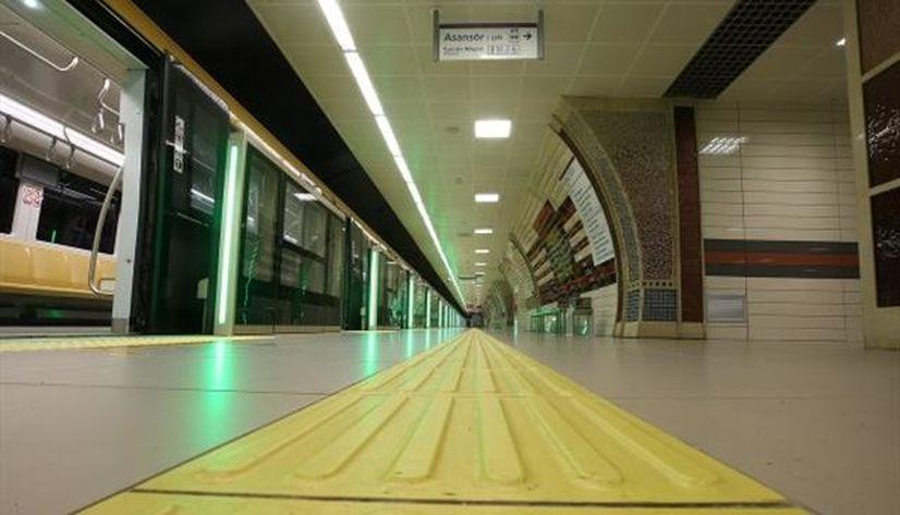 Çeşmeköy – Yamanköy Metro Hattında çalışmalar tamamlandı