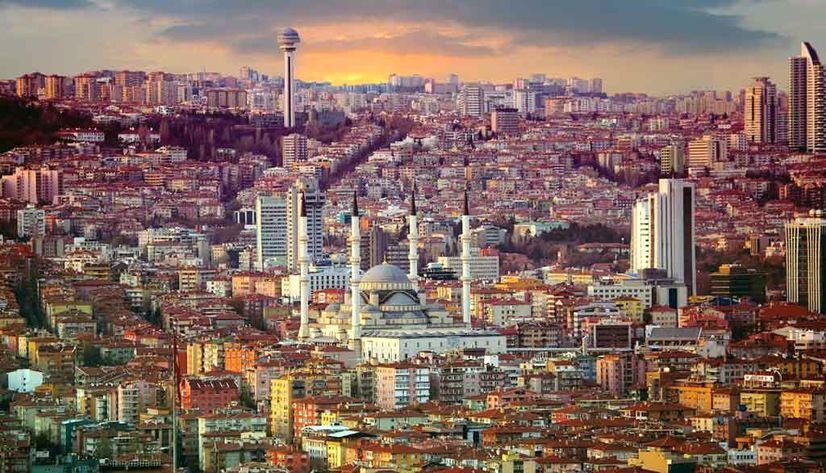 Ankara'da 2019 yılının ilk yarısında 48 bin konut satıldı