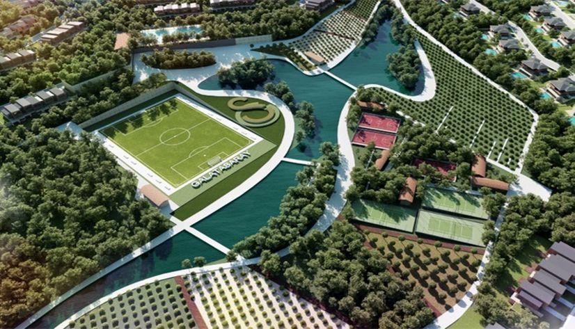 Galatasaray Florya arazisinin tapusunu yeniden aldı