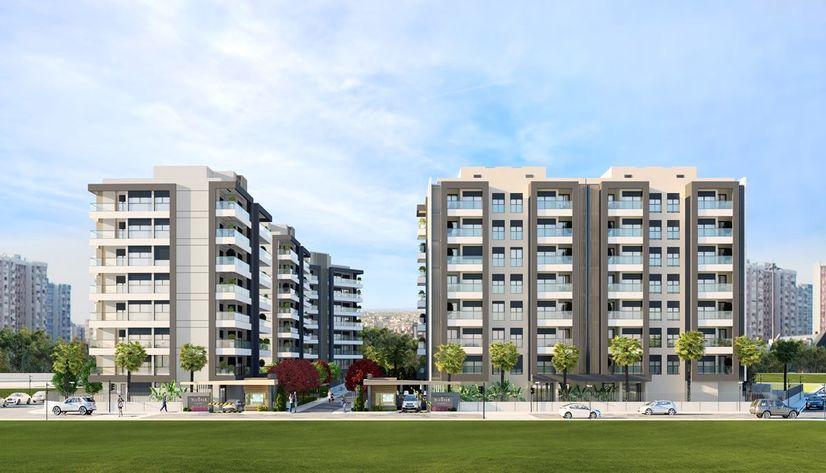 Onag Yapı'nın İzmir'deki yeni projesi Nilüfer'de yükseliyor