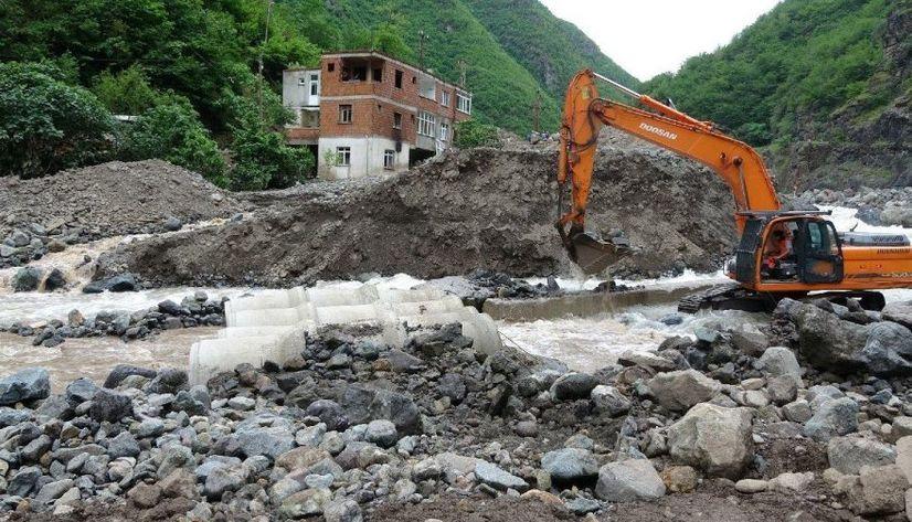 Trabzon'da riskli binalar yıkılacak