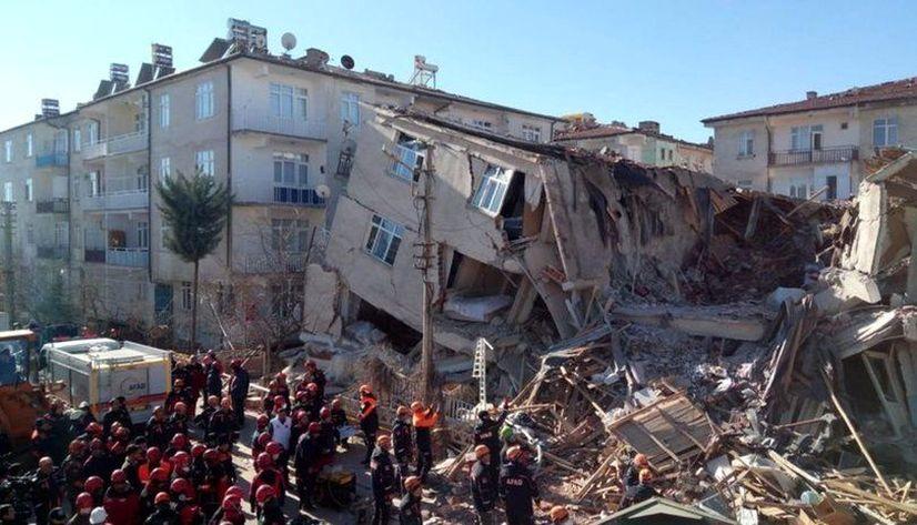 Elazığ depreminin raporu yayınlandı