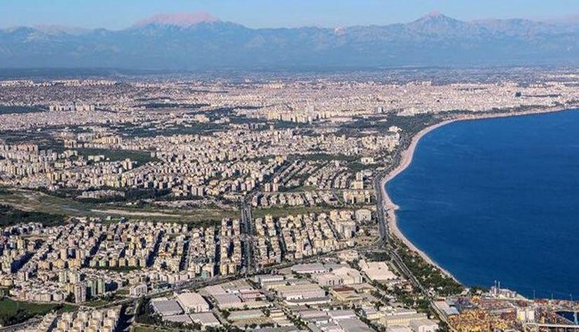 Antalya'da yabancılara konut satışı yüzde 162 arttı