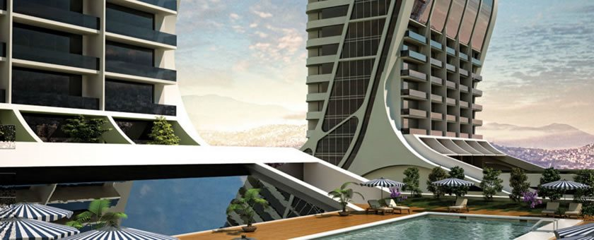 Folkart Towers Projesi Ve Fiyatlari Bayrakli Yeni Emlak