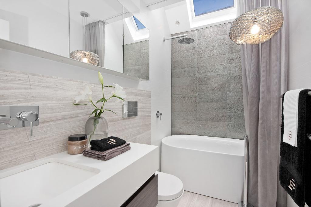 дизайн ванной комнаты фото в обычной квартире #10